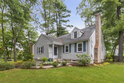 Needham Single Family Home For Sale: 198 Forest St