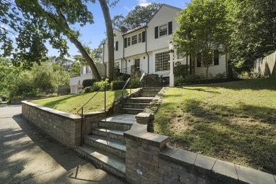 Brookline Single Family Home For Sale: 110 Arlington Road