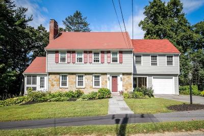 Needham Single Family Home For Sale: 120 Lexington Ave