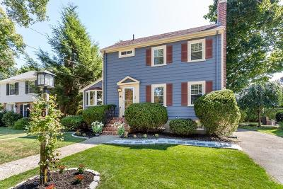 Milton Single Family Home For Sale: 20 Artwill St