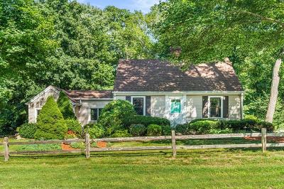 Scituate Single Family Home For Sale: 97 Booth Hill Rd