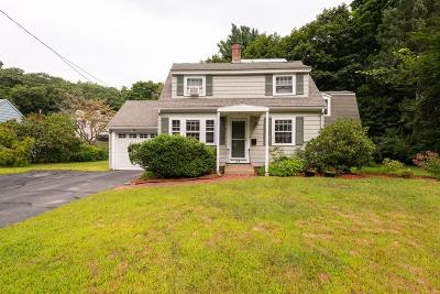 Wakefield Single Family Home For Sale: 25 Forest Street