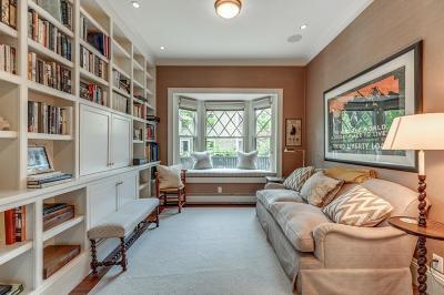 Cambridge Single Family Home For Sale: 29 Chauncy Street #1