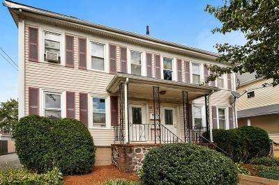 Malden Condo/Townhouse New: 353 Medford St #2