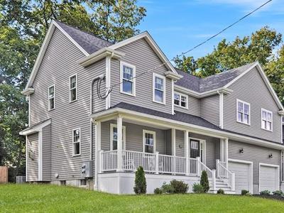 Foxboro Single Family Home For Sale: 28 Railroad Avenue #1