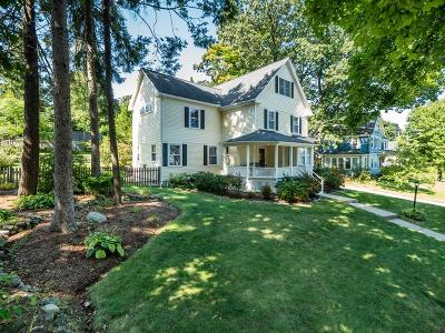 Reading Single Family Home For Sale: 31 Hillcrest Road