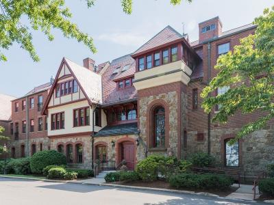 Watertown Condo/Townhouse For Sale: 456 Belmont Street #6