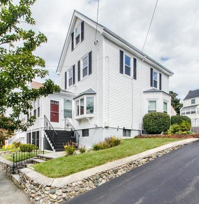 Melrose Single Family Home New: 19 Fairmount St.