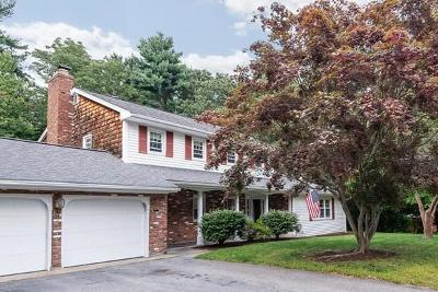 Attleboro Single Family Home For Sale: 42 Stone Hedge Ln