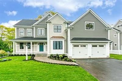 Needham Single Family Home For Sale: 36 Lakin St
