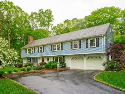 Dover Single Family Home For Sale: 25 Rocky Brook Rd