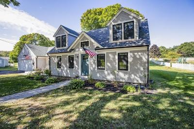 Scituate Single Family Home For Sale: 120 Kent Street