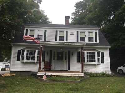 Ashland Single Family Home For Sale: 89 Cordaville