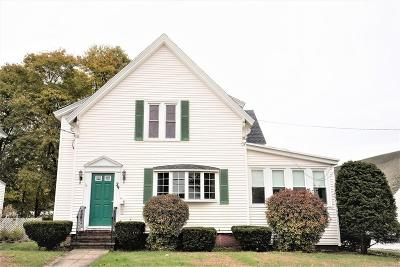Hudson Single Family Home For Sale: 39 Lake St