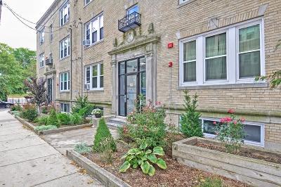 Boston Condo/Townhouse For Sale: 39-41 Bishop Joe L Smith Way #1
