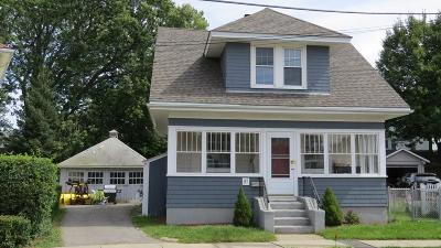 Quincy Single Family Home For Sale: 97 Alstead Street