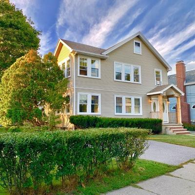 Newton Rental For Rent: 181 Auburndale #2
