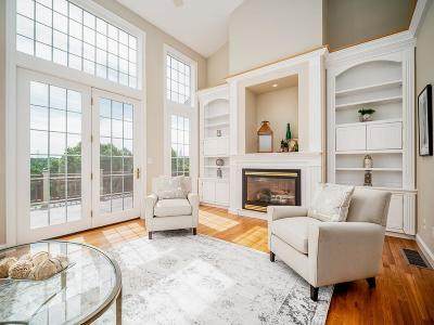 Southborough Condo/Townhouse For Sale: 89 Carriage Hill Cir #89