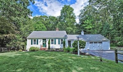 Dover Single Family Home For Sale: 140 Walpole Street