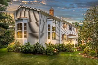 Lynnfield Single Family Home For Sale: 4 Olde Towne Road