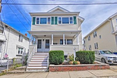 Somerville Multi Family Home New: 71-73 Woods Ave