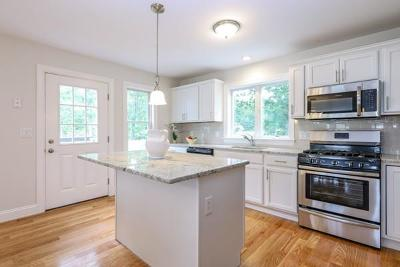 Boston Single Family Home For Sale: 46 Woodley Avenue