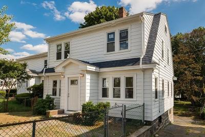 Boston Single Family Home New: 77 Gallivan Blvd