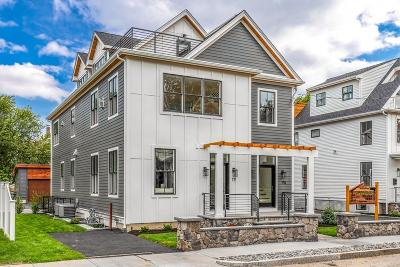 Watertown Condo/Townhouse New: 77 Morse St #1