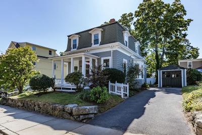 Boston Multi Family Home New: 113 Richmond Street