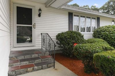 Weymouth Single Family Home For Sale: 34 Inman Rd