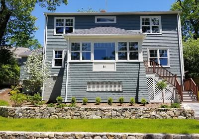 Needham Single Family Home New: 50 Green Street