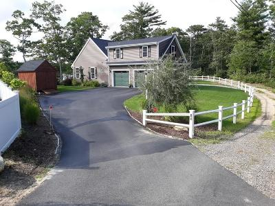 Plymouth Single Family Home For Sale: 84 Gunning Point Rd