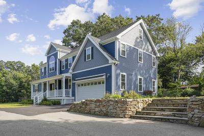 Braintree Single Family Home For Sale: 27 Howard Street
