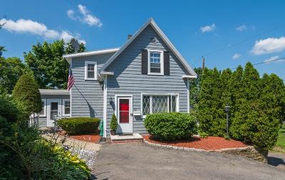Quincy Single Family Home New: 12 Dunns Hill Rd