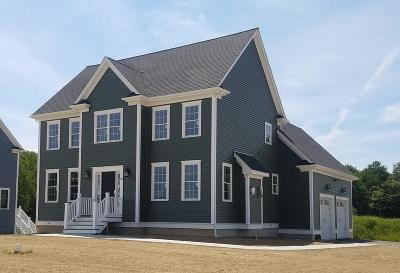 Attleboro Single Family Home For Sale: Lot 17 Saveena Dr