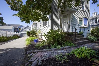 Scituate Single Family Home For Sale: 38 Whitcomb Rd
