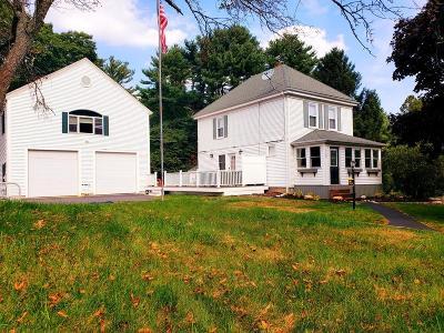 Kingston Single Family Home For Sale: 115 Elm St