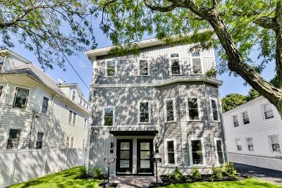 Wakefield Condo/Townhouse New: 10 Wakefield Ave #A
