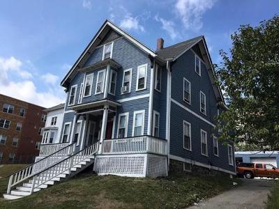 Malden Multi Family Home New: 491-493 Pleasant Street