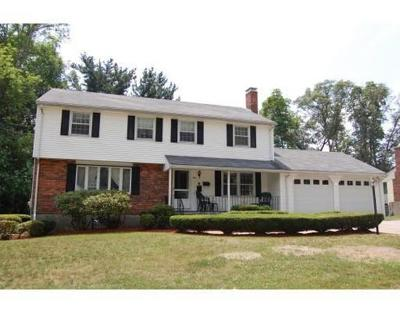 Randolph Single Family Home For Sale: 50 Marion St