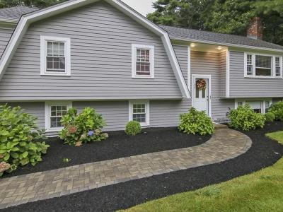 Marshfield Single Family Home Contingent: 19 Carolina Trl
