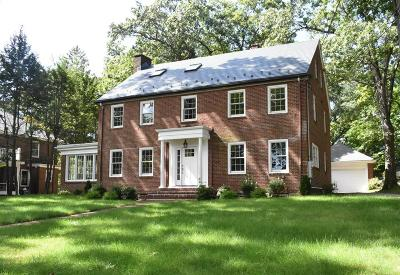 Newton Single Family Home For Sale: 29 Gammons