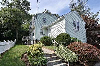 Waltham Single Family Home New: 118 College Farm Rd