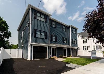 Waltham Condo/Townhouse New: 127 Ash Street #1