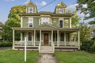 Newton Single Family Home For Sale: 28 Erie Ave