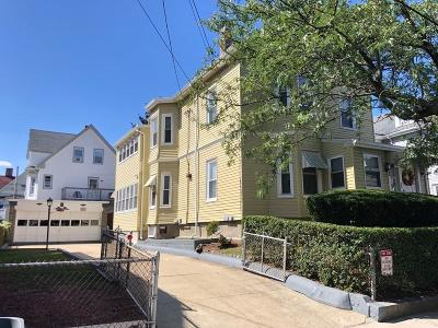 Somerville Multi Family Home New: 10 Park Avenue
