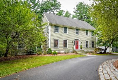 Sherborn Single Family Home For Sale: 240 Western Ave