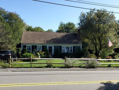 East Bridgewater Single Family Home For Sale: 255 Belmont St