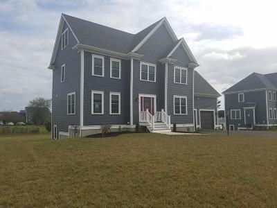Attleboro Single Family Home New: 81 Mary Rocha Way