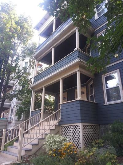 Boston Condo/Townhouse New: 58 Forest Hills Street #1